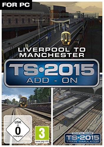 LiverpoolManchester Route AddOn