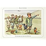 """""""Ear Defenders are absolutely essential"""" shooting or hunting themed, cartoon, limited edition and signed original print by Bryn Parry. Perfect gift for the downstairs loo, study, shoot room. Limited run of 850 only and signed and numbered by the artist."""