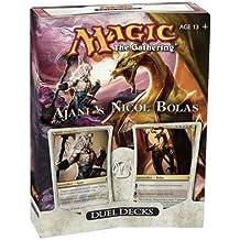 CARTE MAGIC DUEL DECKS: AJANI VS NICOL BOLAS(6 PZ)