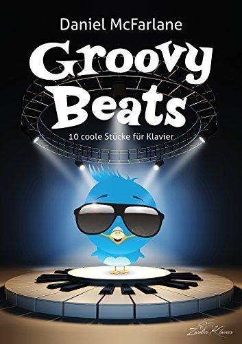 Groovy Beats - 10 moderne Klavierstücke für coole Jungs & Männer und rockige Mädchen / Klaviernoten / gratis mp3-Download aller Stücke (Ballade De Männer)