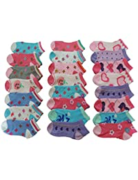 10paires chaussettes enfants fille Taille 24–39