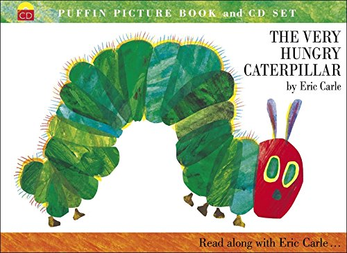 The Very Hungry Caterpillar with audio cd por Eric Carle