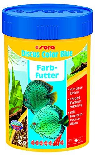 sera-00324-discus-color-blue-100-ml-farbfutter-fur-alle-blaulichen-diskusfische