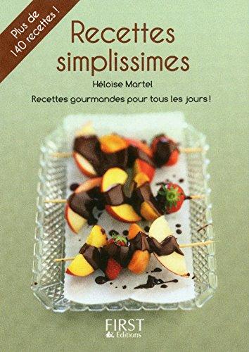 Le Petit Livre de - Recettes Simplissimes