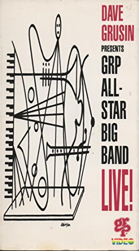 GRP All-Star Big Band: Live! [VHS]