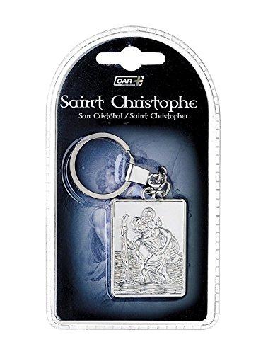 Porte Clé Saint Christophe Rectangle