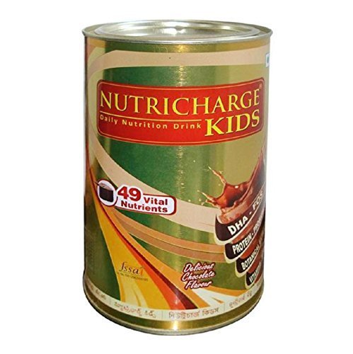 Nutricharge Kids, 0.3 kg (Chocolate) Supplements