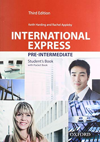 International Express Pre-Intermediate. Student's Book Pack 3rd Edition (Ed.2019) (International Express Third Edition)
