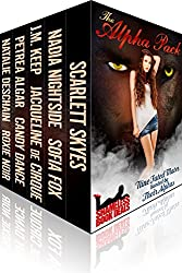 The Alpha Pack: Ten Fated Mates Hunted by Their Alphas (Shameless Book Bundles 2) (English Edition)