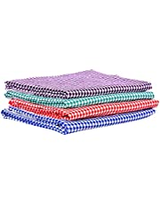 """COMFORT WEAVE Bath Towels Pack of 4 PCS 29""""x58"""" (Multicolor)"""