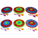 Perpetual Bliss™(Pack Of 12) Dart Game For Kids, Return Gifts For Kids Birthday Party(for More Gifts Search For Perpetual Bliss™)