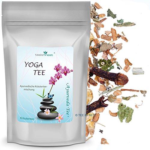 Yoga Tee - ayurvedische Kräuterteemischung (100 Gramm)