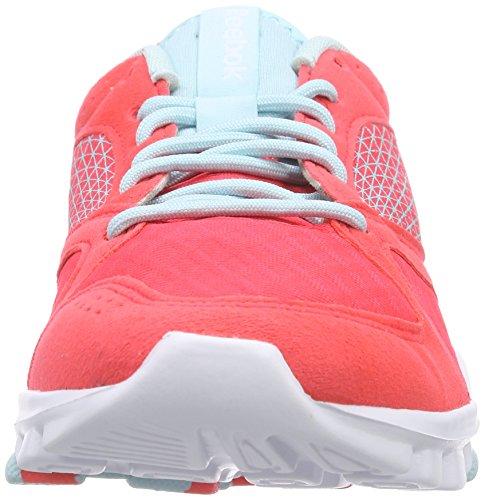 ReebokYourflex Trainette 7.0 - Scarpe fitness donna Arancione (Orange (Neon Cherry/Cool Breeze/White))