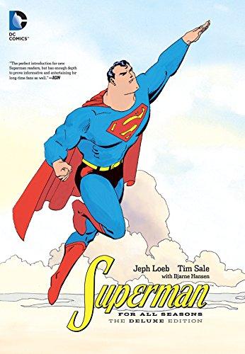 Superman for All Seasons Deluxe Edition HC por Jeph Loeb