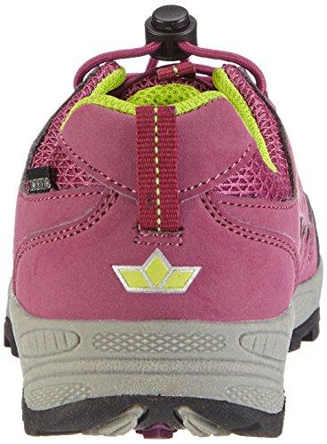 Lico Trail Mädchen Trekking & Wanderhalbschuhe Pink (pink/lemon)