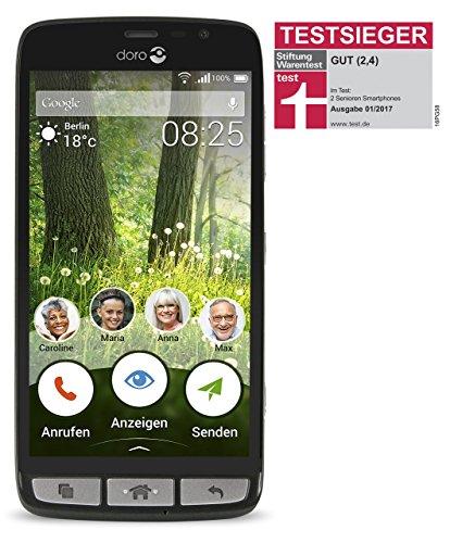 Smartphone für Senioren: Doro Liberto 825 LTE Smartphone Android