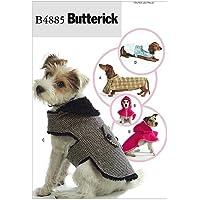 Butterick Patterns B4885OSZ - Plantilla de costura