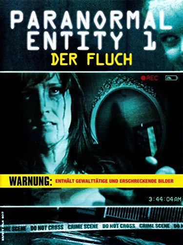 Paranormal Entity 1 - Der Fluch