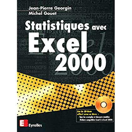 Statistique avec Excel 2000