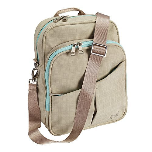 lewis-n-clark-complete-travel-bag-beige-mint