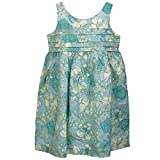 Lil Poppets Summery Frock with Pleats fo...