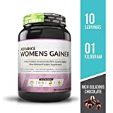 Advance Nutratech Weight Gainer for Womens Protein Powder - 1 kg