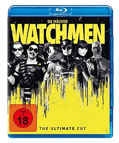 Watchmen - Die Wächter - Ultimate Cut [Blu-ray]