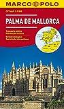 MARCO POLO Cityplan Palma 1:15 000: Stadsplattegrond 1:15 000 (MARCO POLO Citypläne)