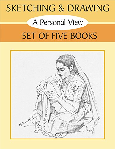 A Personal View - Skeching & Drawing Set