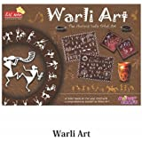 House of Gifts Warli Art Set The Ancient Indian Tribal Art