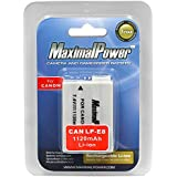 1120mAh MaximalPower's Batterie pour Canon EOS Rebel, Canon