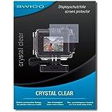 "2 x SWIDO® protecteur d'écran Garmin VIRB Ultra 30 film protecteur feuille ""CrystalClear"" invisible"