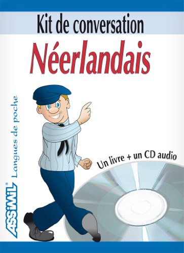 Kit de Conversation Néerlandais (Guide + CD Audio) -