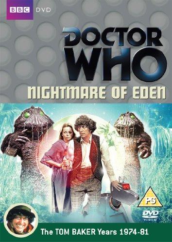 Doctor Who: Nightmare of Eden DVD 1979