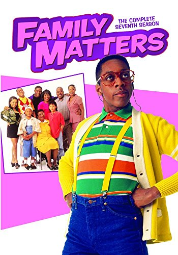 Family Matters: Season 7 [RC 1]