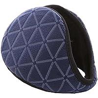 Winter Ohrenschützer Warme Strick Ohrenwärmer Unisex Faltbare Ohrenschützer, Blau preisvergleich bei billige-tabletten.eu