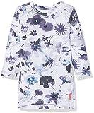Noppies Mädchen Kleid G Dress ls Lebusa, Mehrfarbig (Lavender Grey C233), 98