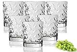 King International Crystal Glass Straight Leaf Design Set - Best Reviews Guide