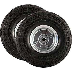 5 1 x 25 4 cm pneumatique diable chariot brouette pneus de. Black Bedroom Furniture Sets. Home Design Ideas
