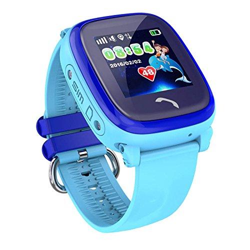 """VIDIMENSIO GPS Telefon Uhr """"Kleiner Delfin"""""""