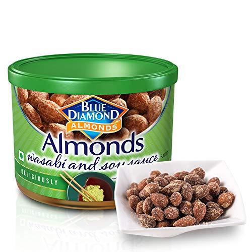 Blue Diamond Almonds, Wasabi and Soy Sauce, 150g