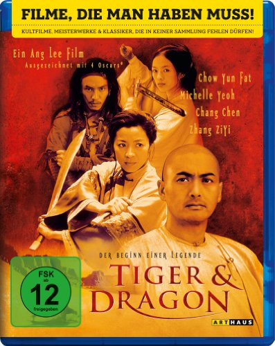 Tiger & Dragon [Blu-ray] -