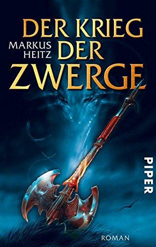 Buchseite und Rezensionen zu 'Der Krieg der Zwerge: Roman (Die Zwerge 2)' von Markus Heitz