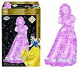 hanayama Disney Kristall Galerie pink Snow weiß 3D Puzzle (40Stück)