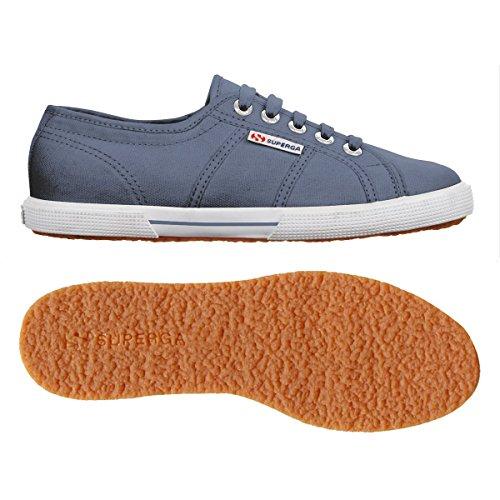 Superga 2950 COTU Unisex-Erwachsene Sneakers Blue Velvet