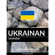 Ukrainan sanakirja: Aihepohjainen lähestyminen (Finnish Edition)