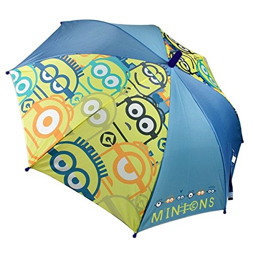 Paraguas Minions Gru Premium automatico 48cm