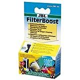 JBL FilterBoost 2518500 Bakterien zur Optimierung der Filterlaufleistung für Süß- und Meerwasser Aquarien, Granulat 25 ml