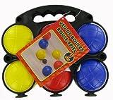 1X Boule Boccia Botscha gioco 6sfere spiaggia
