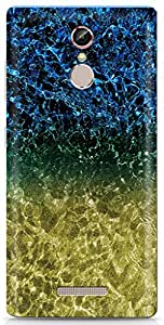 Expert Deal Best Quality 3D Printed Hard Designer Back Cover Case Cover For Gionee S6s